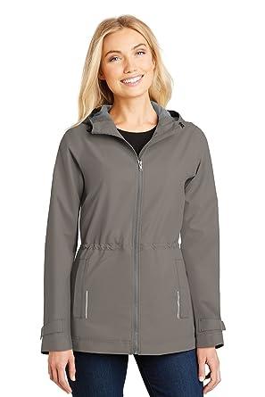 1ff2e4b6e Amazon.com: Port Authority Ladies Northwest Slicker. L7710: Clothing