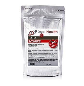 Amazon.com: Pure Gaba (8 oz) Gamma aminobutyric Acid polvo ...