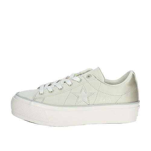 Converse 560990C Zapatillas De Deporte Bajas Mujer: Amazon.es: Zapatos y complementos