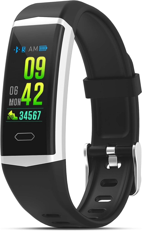 Prixton AT805 – Smartband con Pantalla a Color de 0.96 Inch ...