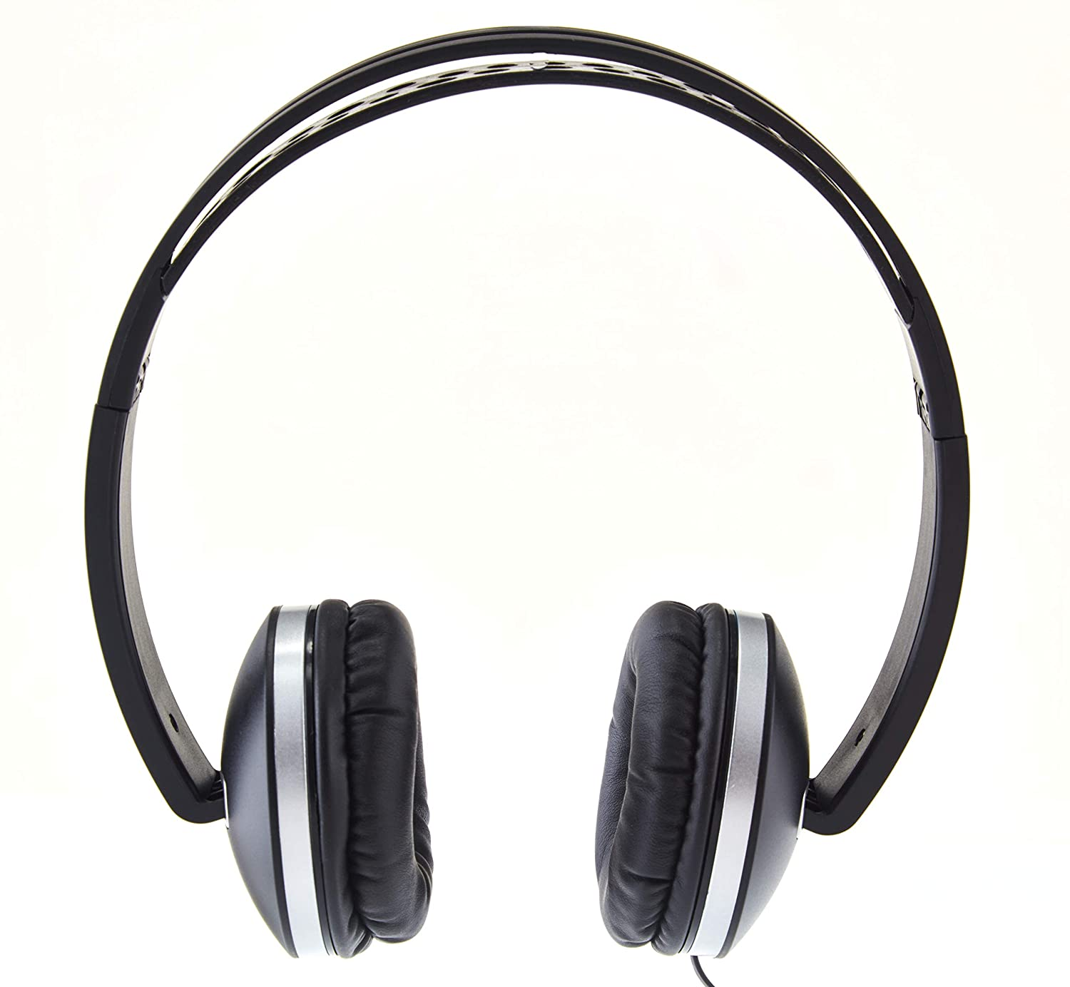 Envent Beatz 500 ET-HPM500 BK Wired Headphones with Mic (Black)