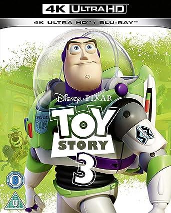 Amazoncom Toy Story 3 Blu Ray 4k Tom Hanks Tim Allen