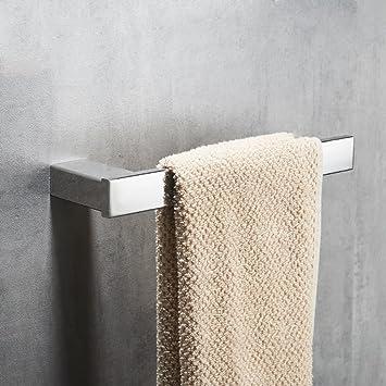 VELIMAX Handtuchhalter aus SUS304 Edelstahl Badezimmer ...
