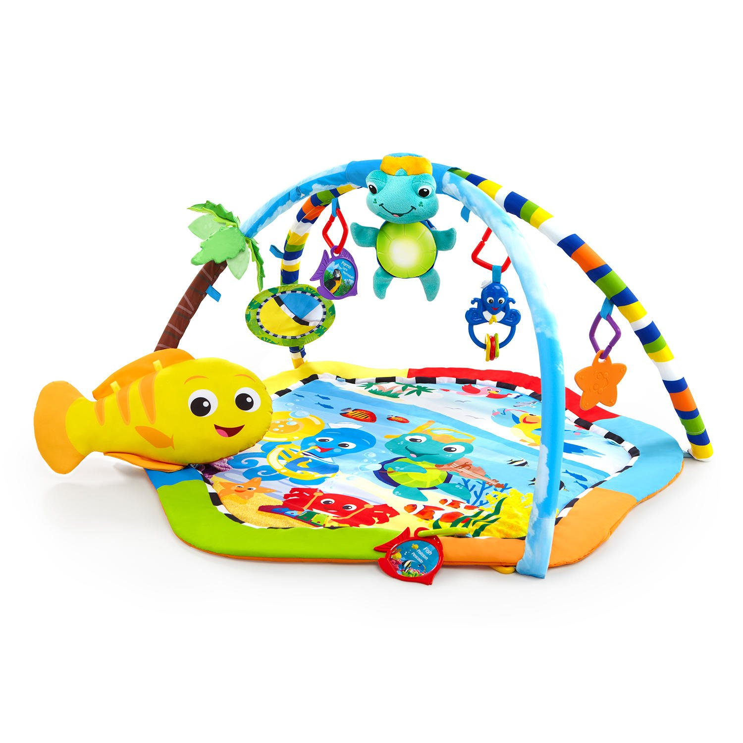 Baby Einstein Rhythm of the Reef Play Gym Kids II - (Carson CA) 90649-2