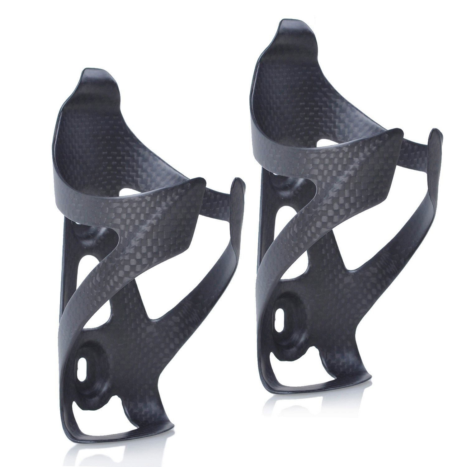 ThinkTop Ultra-Light Full Carbon Fiber Bicycle Bike Drink Water Bottle Cage Holder Brackets for Road Bike MTB Cycling