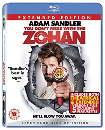 you dont mess with the zohan watch online free hd