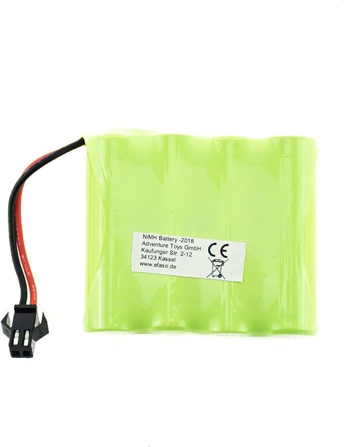 Efaso 4 8 V 500 Mah Ni Mh Battery For Bg 1507 1505 1502 Spielzeug