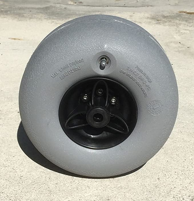 Amazon.com: Carrito para kayak playa ruedas 11.8 inch baja ...
