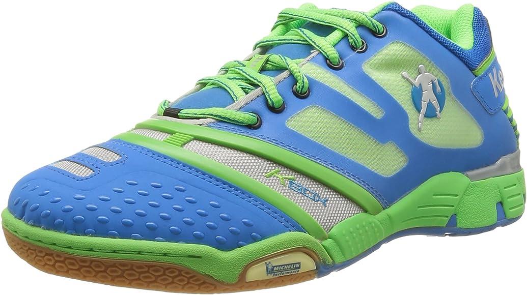 Kempa Kudos 200845901 - Zapatillas de Balonmano Unisex, Color Azul ...