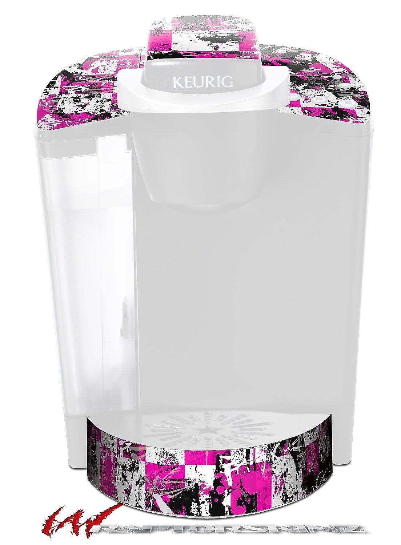 ピンクグラフィティ – デカールスタイルビニールスキンFits Keurig k40 Eliteコーヒーメーカー( Keurig Not Included )   B017AK8D24