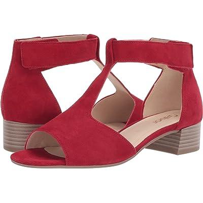 Gabor 21.722 Red UK 4 (US Women's 6.5) | Sandals
