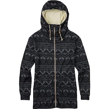 Amazon.com : Burton Women's Minxy Fleece Sweaters : Sports & Outdoors