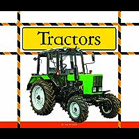 Tractors (Big Machines at Work)