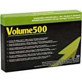Volume500: Pilules naturelles pour améliorer la qualité de sperme et augmenter sa quantité