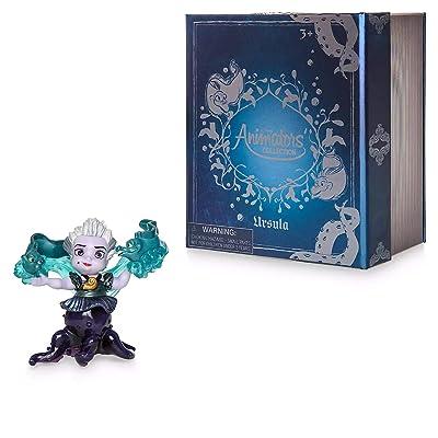 LE Disney Animators' Collection Ursula Vinyl Figure – The Little Mermaid – 3'': Toys & Games