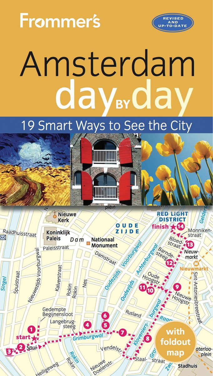 Download Frommer's Amsterdam day by day pdf