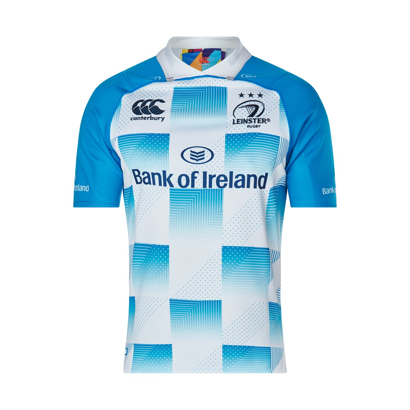 Offizielles Herren 's Leinster Rugby vapodri Plus Short Sleeve Alternate Pro Jersey Canterbury B909181-A81-L