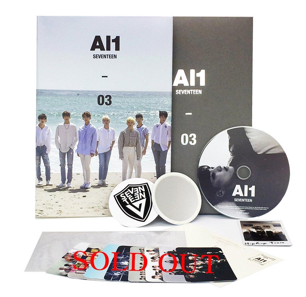 Seventeen 4th Mini Album Al1 3 Cd Photobook Photocard Going 3th Postcard Version Sticker Free Gift Set Casa E Cucina