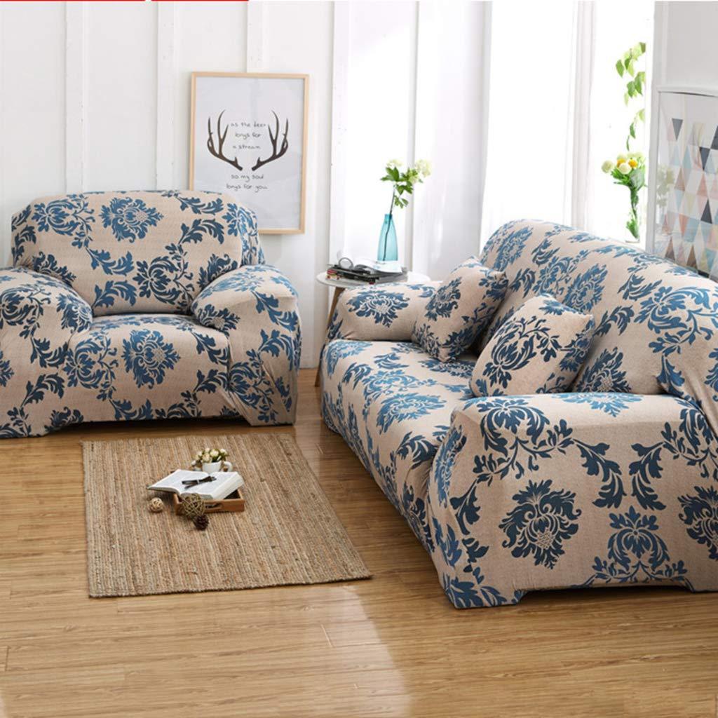 Amazon.com: Funda elástica para sofá, tela suave cepillada ...