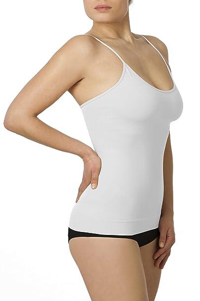 Moldeadora Con Sleex Y FinosAmazon Camiseta esRopa Tirantes odxeCB