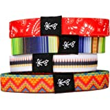 Hair Ties For Guys | Superior, No-Rip, No-Slip Hair Ties for All Hair Types (The Adios Banditos)