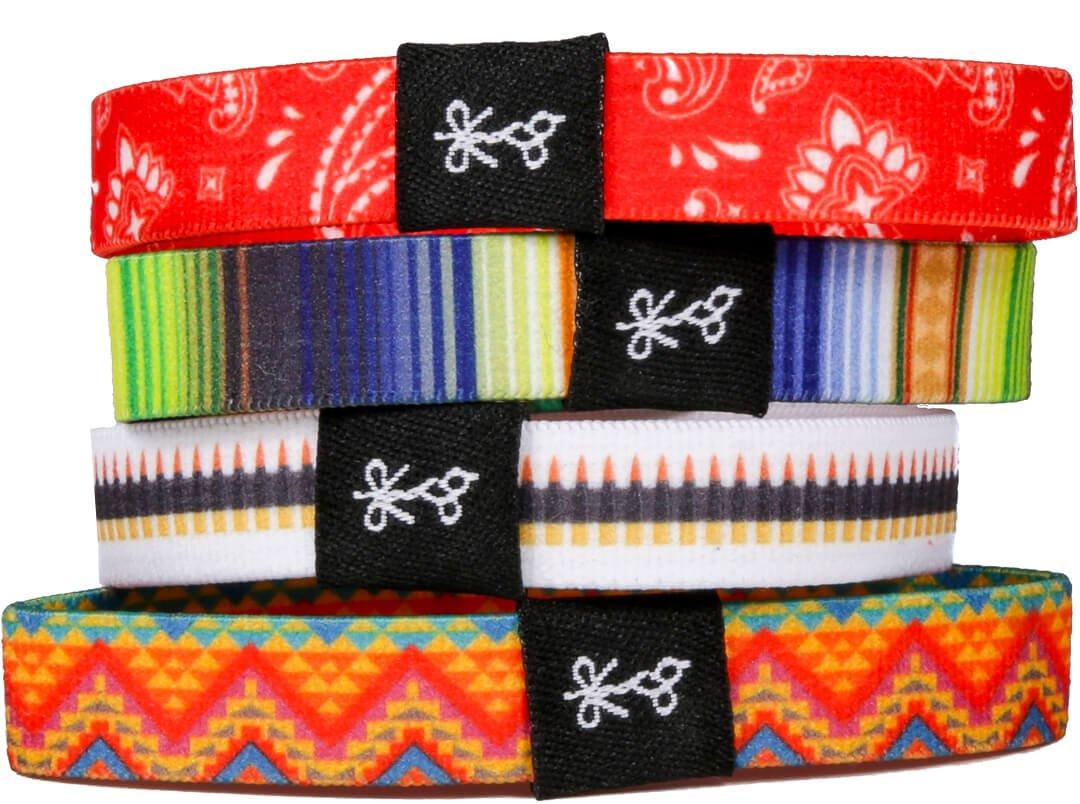 Hair Ties For Guys   Superior, No-Rip, No-Slip Hair Ties for All Hair Types (The Adios Banditos)