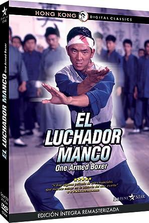 Película El Luchador Manco