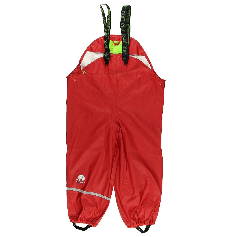 Celavi Unisex Rainwear Solid Rain Trousers 1155