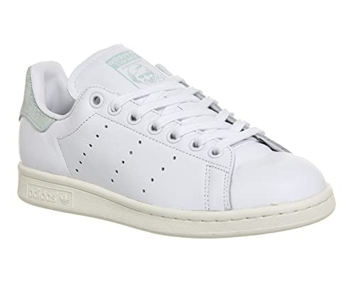 Sneakers Eu W Donna Weiß 41⅓ Pelle Stan Adidas Smith Amazon wXAqvp8