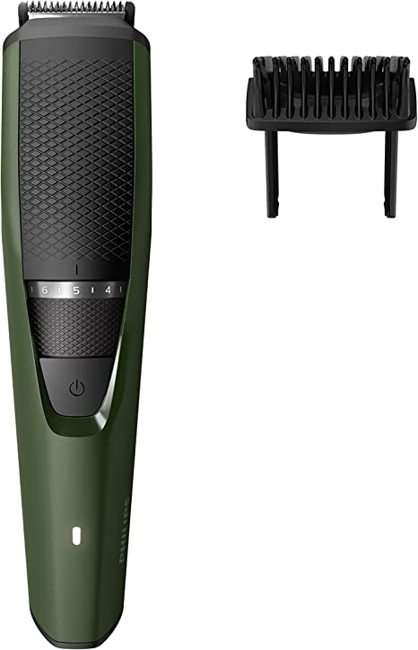 Philips BEARDTRIMMER Series 3000 BT3211 - Afeitadora (3,2 cm, 1 h ...