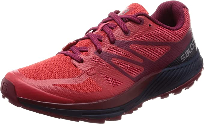 Salomon Sense Escape W - Zapatillas Trail Mujer: Amazon.es: Zapatos y complementos