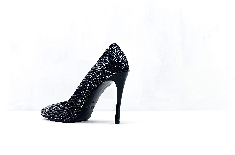 Arka1927 Stöckelschuhe VII - Luxus Handgefertigt Handgefertigt Handgefertigt Rindsleder Stöckelschuhe schwarz Damen Classic Designer Abendschuhe a7e982