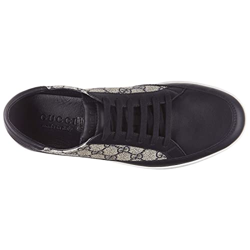 Gucci Zapatos Zapatillas de Deporte Hombres EN Piel Nuevo GG Supreme Blu EU  41 433716 A9LN0 4069  Amazon.es  Zapatos y complementos aa5d3b90d42