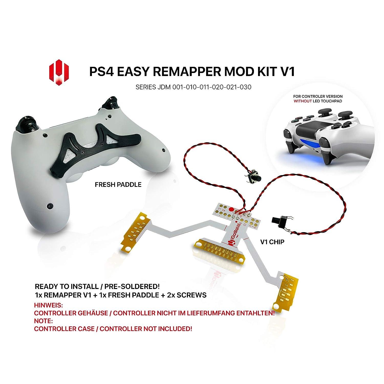 Placa para mando de PS4, Easy Remapper V1, kit DIY soldado con ...