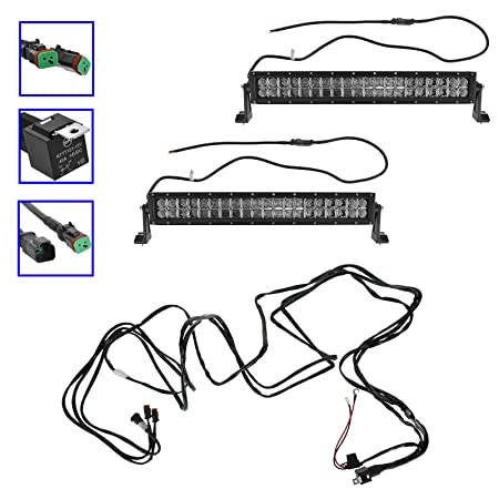 Led Polouse Light Bar Wiring Diagram