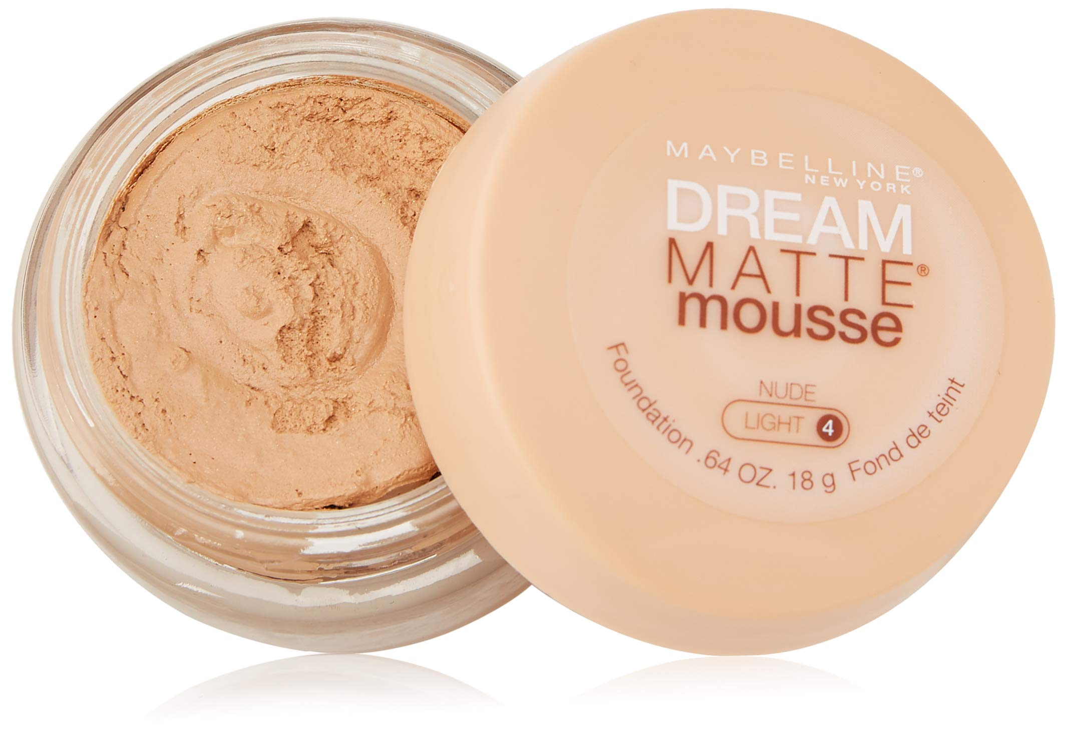 Amazon Com Maybelline New York Dream Matte Mousse Foundation