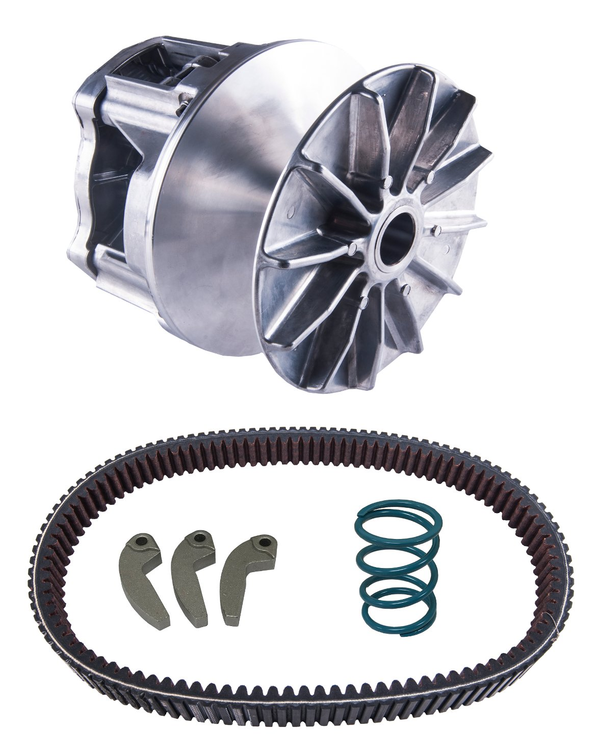 Polaris 300 / 400L / Sport 400 L CVT clutch and belt 1994 1995 1996 1997 1998 1321632