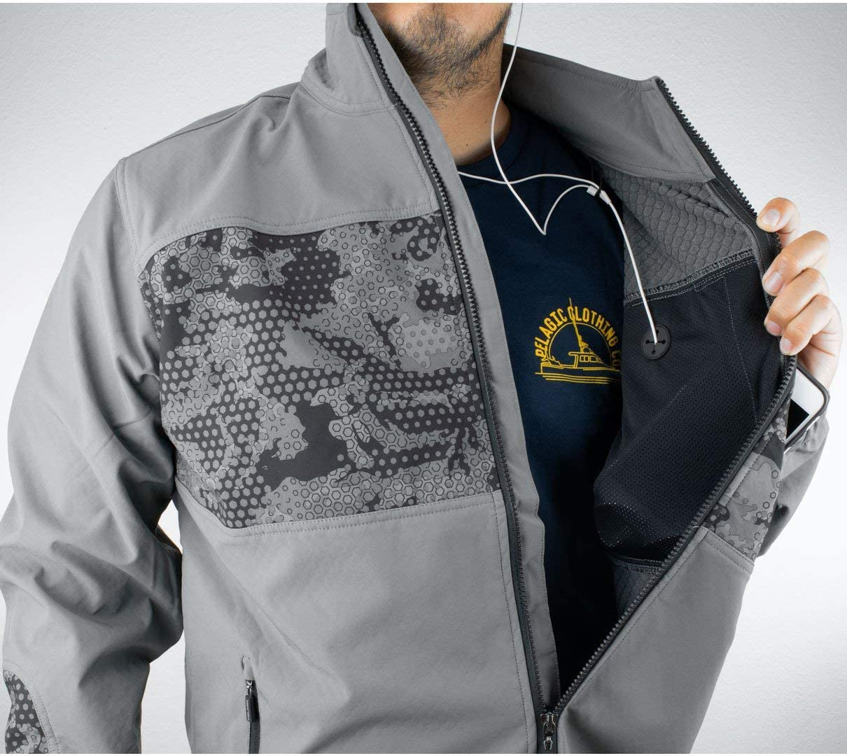 PELAGIC Insulator Soft Shell Jacket