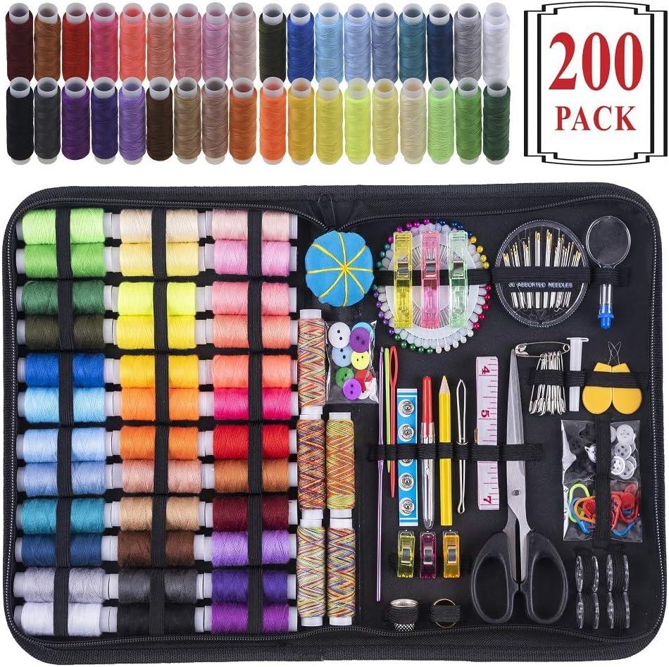 Inscraft 200 Premium Sewing Kit