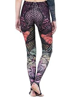 Amazon.com: Street hábito Mujer hexit Psychedelic impreso ...