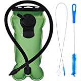 Hydration Pack Water Bladder 3 Liter with Cleaning Kit,Tasteless,Leakproof Water Reservoir For Bicycling Hiking Camping by FSHMO