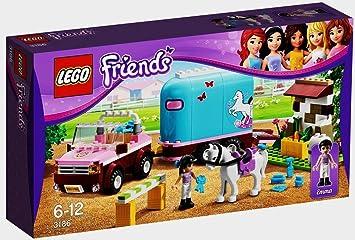Lego Friends 3186 Emma S Horse Trailer Lego Friends Amazon Co Uk