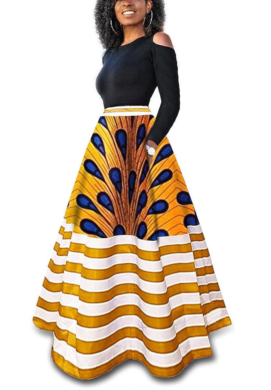9abc738ee94 Top 10 wholesale Dashiki Print Maxi Skirt - Chinabrands.com