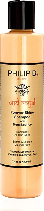 Philip B Royal Forever Shine Shampoo With MegaBounce 7.4 oz