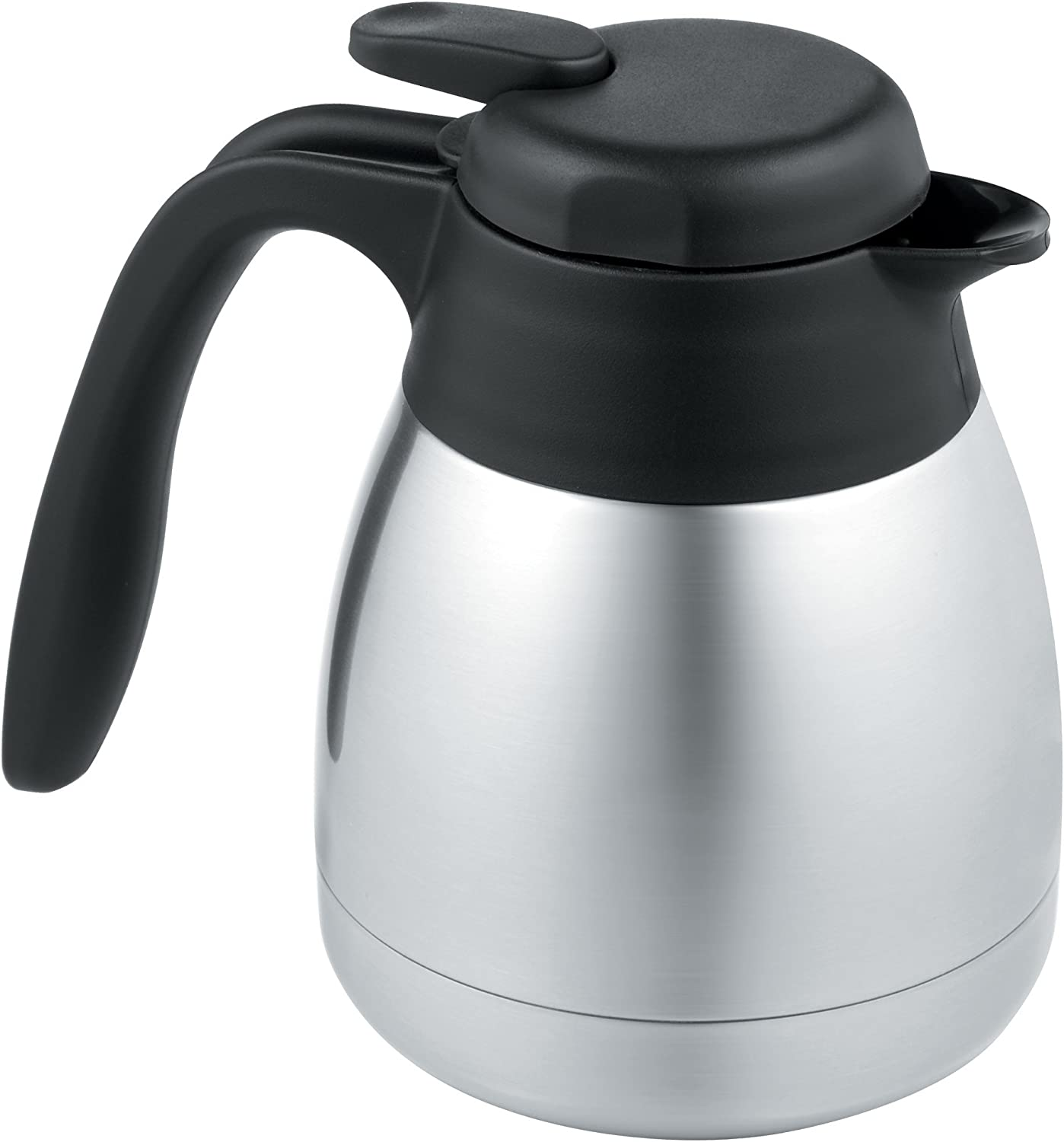 Thermos Nissan 20-Ounce Stainless Steel Carafe (Discontinued by Manufacturer) 71Hncm-3uaL