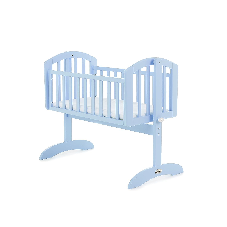 Obaby Sophie Swinging Crib and Foam Mattress Eton Mess
