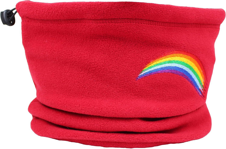 Rainbow Toggle Sports Snood