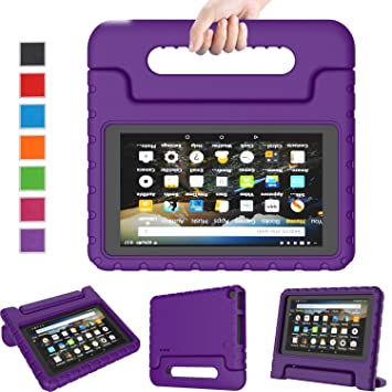 All New Fire 7 2019 Case - LTROP Kids Case for Fire 7 Tablet 9th Generation  2019 Release (7