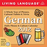 Living Language German: Daily Phrase & Culture Calendar: 2012 Day-to-Day Calendar