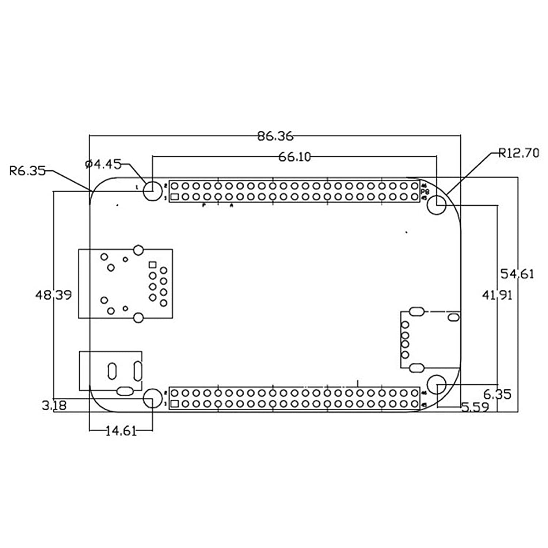 Beagleboard Black Rev C 4g Single Computer Development Board Amazon Exploded Lighting Diagrams Prudential Industrial Computers Accessories